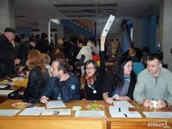 Общественные слушания по Ланжерону не могут начаться: слишком много желающих (ФОТО)