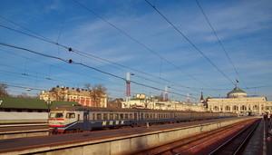 Одесский железнодорожный вокзал эвакуирован: сообщение о заминировании (Обновлено)