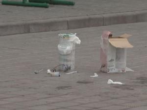 """В Одессе снова ищут взрывчатку около """"Приватбанка"""" (обновлено)"""