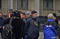 """В годовщину событий 19 февраля одесситы требовали наказать организаторов """"титушечного"""" побоища (ФОТО)"""