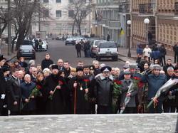 В Одессе почтили память Небесной Сотни с участием министров (ФОТОРЕПОРТАЖ)
