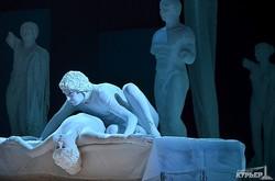 «Едіп» Богомазова в одеському Українському театрі (ФОТО)