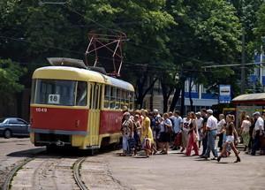 Льготы на проезд в одесском общественном транспорте частично монетизируют