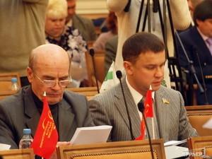 Одесский дельфиновод Кисловский переметнулся от коммунистов в партию Кивалова