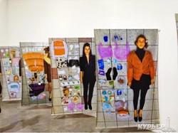 """""""Дневник мусора"""" в Одесском музее современного искусства"""