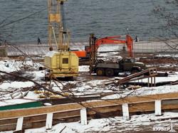 В котловане на Ланжероне планировали незаконно построить аквапарк (ФОТО)