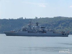 Морские учения Североатлантического альянса в Черном море (ФОТО)