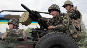 В Одессу возвращаются бойцы Нацгвардии