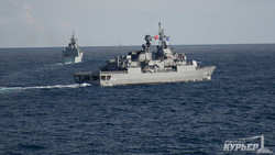 В Черном море НАТО пугает Россию учениями международной эскадры (ФОТО)
