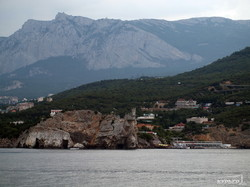 Крым с борта круизного лайнера: таким его цивилизованные туристы уже не увидят (ФОТО)