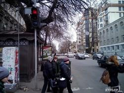 Вместо множества маршруток на Александровском проспекте теперь парковка (ФОТО)
