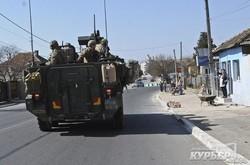 НАТО проводит военные учения на границе с Одесской областью (ФОТО)