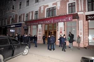 Убийцу директора одесской гостиницы задержали