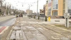 Обещанное строительство трамвайного кольца в одесской Аркадии не началось (ФОТО)