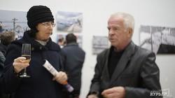 Города у моря: Одесса и Марсель в одной выставке (ФОТОРЕПОРТАЖ)