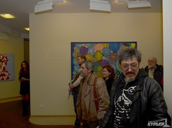 Выставка знаменитого французского художника в одесской галерее (ФОТОРЕПОРТАЖ)