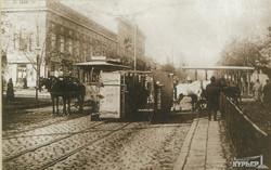 Одесская Тираспольская площадь за 100 лет (ФОТО)