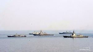 Летом 2015-го в Черном море у НАТО флот будет сильнее, чем у России
