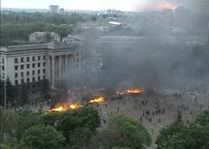 Что происходило 2 мая 2014 г. в Одессе на Куликовом поле: полная хронология