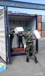 Пограничники накрыли в Одессе табачную контрабанду на 36 миллионов (ФОТО)