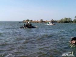 ВМС Украины высадили учебный десант на побережье Одесской области (ФОТО)