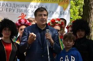 Одесской областью будет руководить бывший президент Грузии