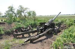 На юге Одесской области береговая артиллерия отстрелялась по морским целям (ФОТО)