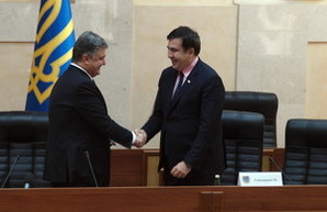 Кадровая чистка от Саакашвили: уволены пять глав районов Одесской области
