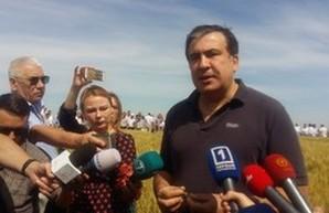 """Саакашвили: """"Будет очень честный милиционер, который не будет брать взятки"""""""