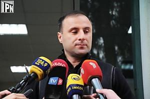 Командовать одесской милицией будет бывший заместитель министра внутренних дел Грузии