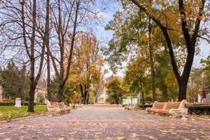 В Одессе появился новый парк
