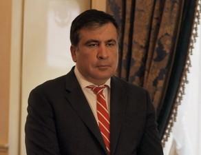 Саакашвили утверждает, что у Палицы была бронетехника