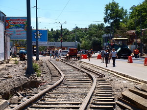 Одесский трамвай повезет пассажиров в Аркадию 1 июля (ФОТО)