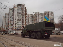 """Как выглядит """"бронетехника"""" бывшего одесского губернатора (ФОТО)"""