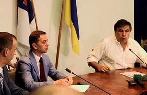 Саакашвили считает, что Бессарабией занимается не Украина, а Путин
