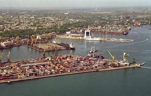 Две трети всех морских грузопотоков Украины обслуживают порты Одесской области