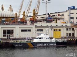 В Одессе отмечают день военного флота (ФОТОРЕПОРТАЖ)