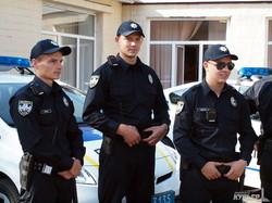 Згуладзе: набор в патрульную полицию Одессы будет продолжен (ФОТО)