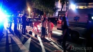 Ночные гонки в Одессе со смертельным исходом