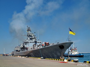 ВМС Украины будут развиваться при поддержке НАТО
