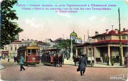 В Одессе отметили юбилей конки - покатушками на ретротрамвае (ФОТО)