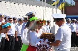 На учениях флагман украинских ВМС отработал противолодочную тактику (ФОТО)