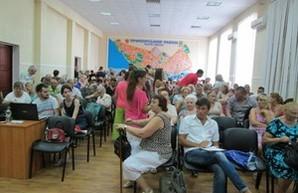 Общественные слушания по строительству высотки в центре Одессы провалились