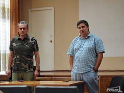 Одесский санаторий попытались захватить рейдеры (ФОТО)