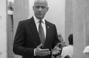 Кандидатом в мэры Одессы зарегистрировался Труханов