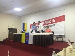 От партии президента в мэры Одессы пойдет Боровик