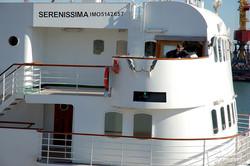 """Круизный сезон в Одессе завершили лайнеры """"Amadea"""" и """"Serenissima"""" (ФОТО)"""