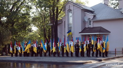 Труханов, Жмак, Шмушкович и Гайдук официально отметили День защитника Украины (ФОТО)