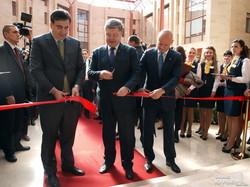 Как Порошенко открывал одесский центр админуслуг, назвав его ударом по коррупции (ФОТО)
