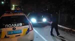 В Одессе полиция заблокировала здание областной ГАИ (ФОТО)